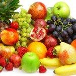 Различные фрукты